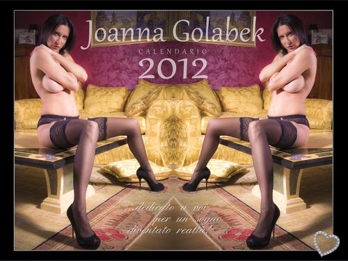 Joanna Golabek Calendario.Gallery